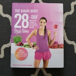 Kayla Itsines bikini body q8 day book recipes